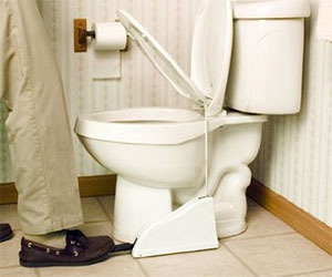 Toilet Seat Flipper Pedal Gifts For Old Folks